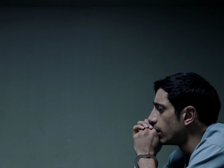 Riz Ahmed in Sky Atlantic's mini-series The Night Of
