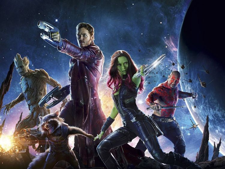 Guardians of the Galaxy stars back sacked director