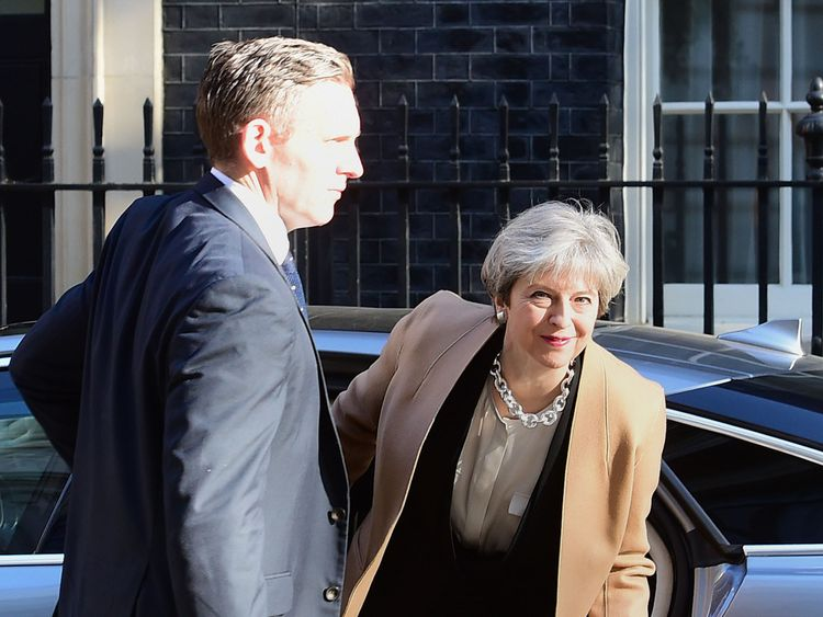 The PM argues a vote is needed to prevent opposition parties 'frustrating' Brexit