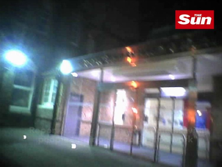 The Sun newspaper has made the allegations after they placed an undercover reporter at the NHS 111 call cente at St Charles hospital in West London. Must credit the Sun