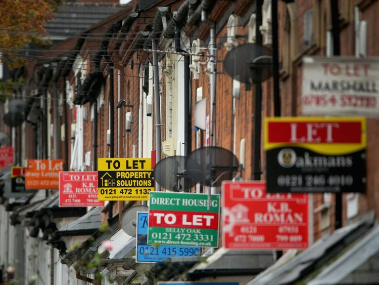 Where house prices are growing FASTEST as London sees values DROP