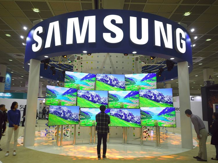 Samsung is one of South Korea's most important companies, with sales worth around a fifth of the country's GDP