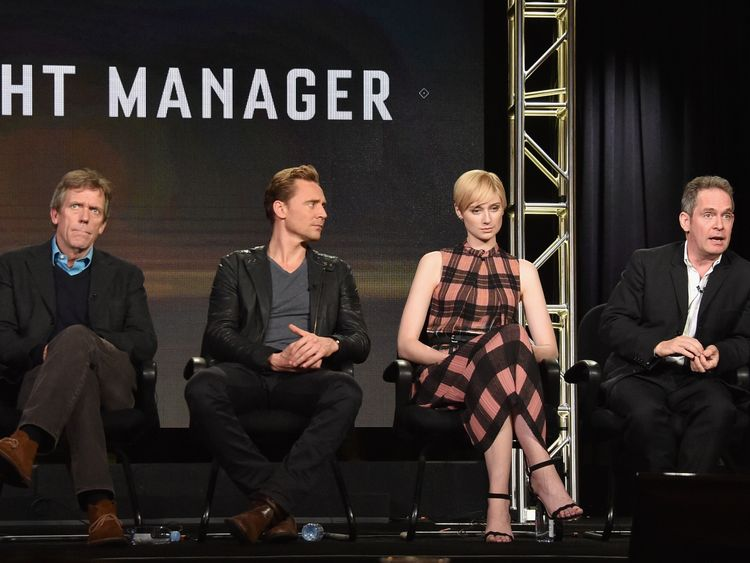 """The cast of The Night Manager was recently criticised for being """"eminent dragons"""" from Oxford"""