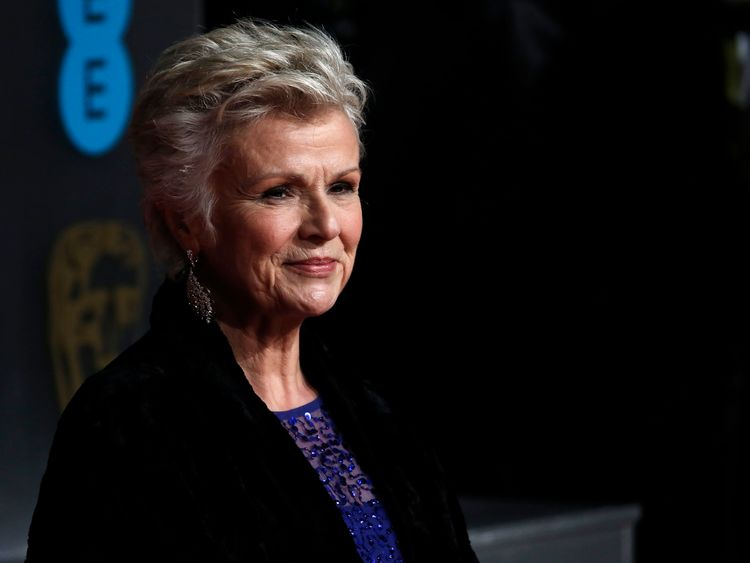 Indian Summers' star Julie Walters was a recent critic of Britain's class system