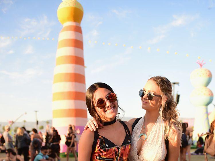 Free spirited or standardised? Everyone looks great at Coachella