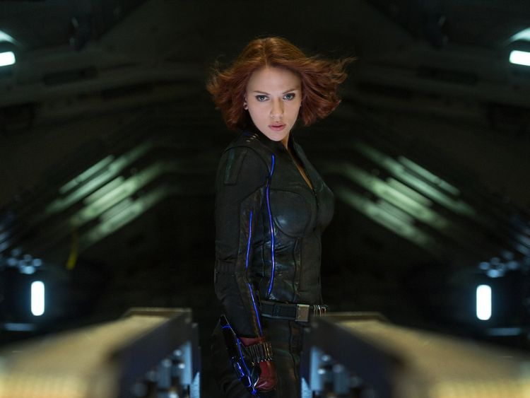 The Avenger's Black Widow gained more relevance in the Marvel Cinematic Universe