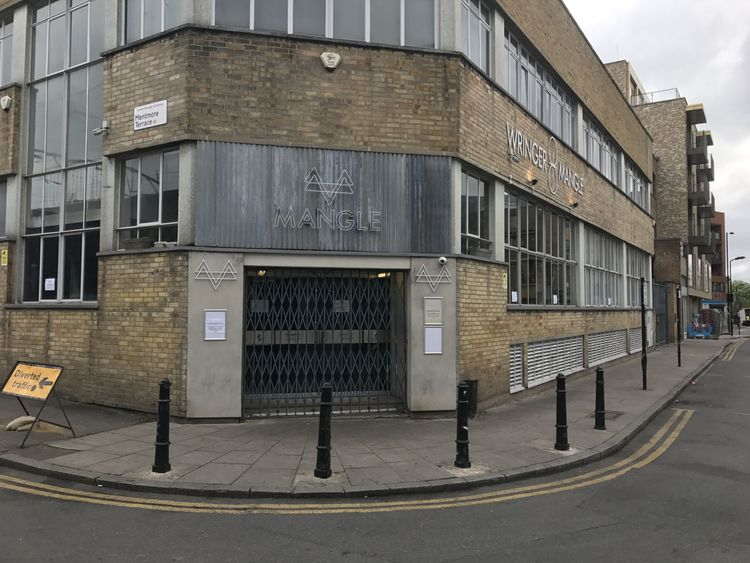 The reported conflict took place during a Mangle E8 bar in Dalston. Pic: File
