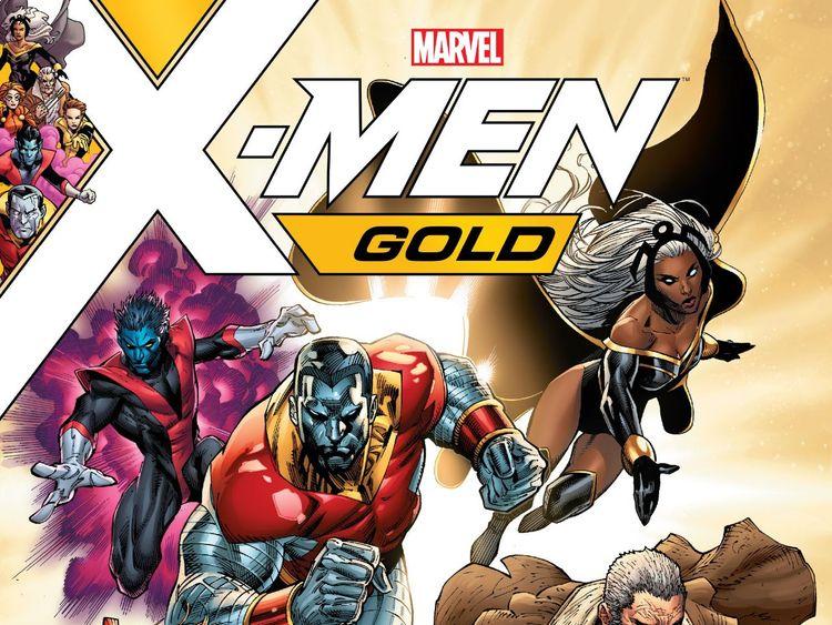 X-Men Gold #1