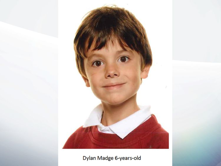 Dylan Madge
