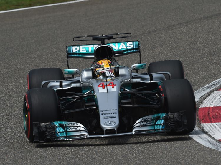 Chinese Gp Lewis Hamilton And Mercedes Back To Winning Ways