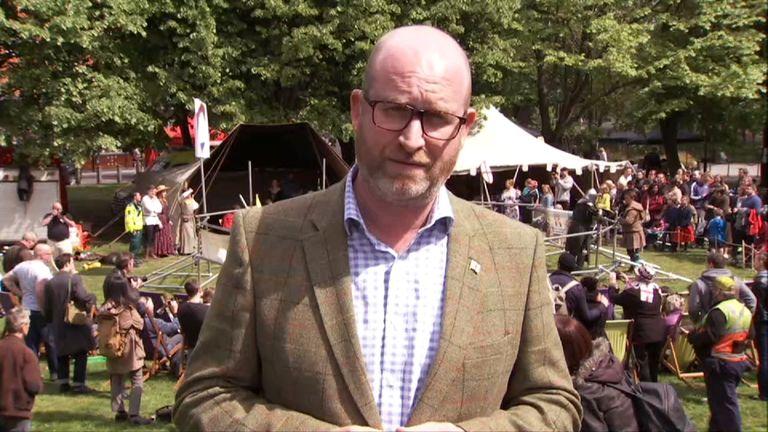 Paul Nuttall, UKIP leader