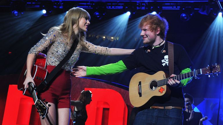 Tay and Ed