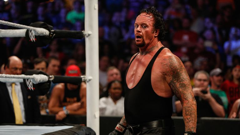 The Undertaker was only defeated twice
