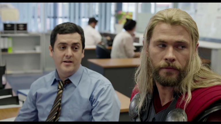 What has Thor been up to since Civil War?