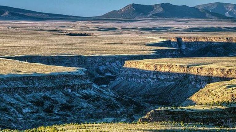 Rio Grande del Norte. Pic: Bureau of Land Management