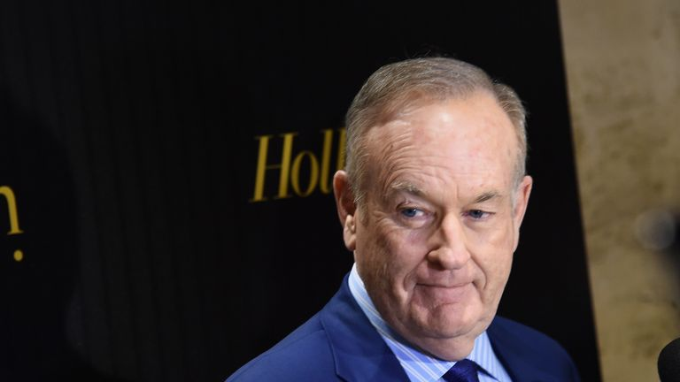 O'Reilly reportedly paid five women to settle claims of sexual harassment