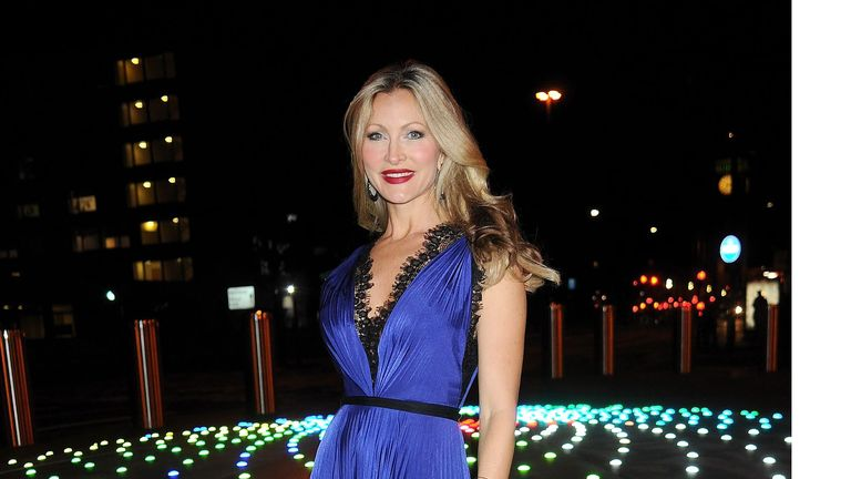 Caprice Bourret left The Jump in February due to illness