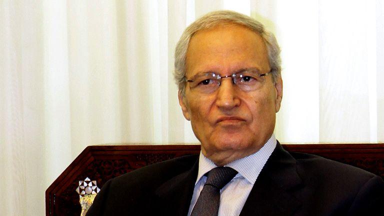 Faruq al-Sharaa