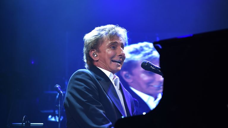 Barry Manilow was worried his sexuality would disappoint his fans