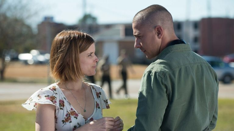 Kate Mara stars alongside LaBeouf in the box office flop