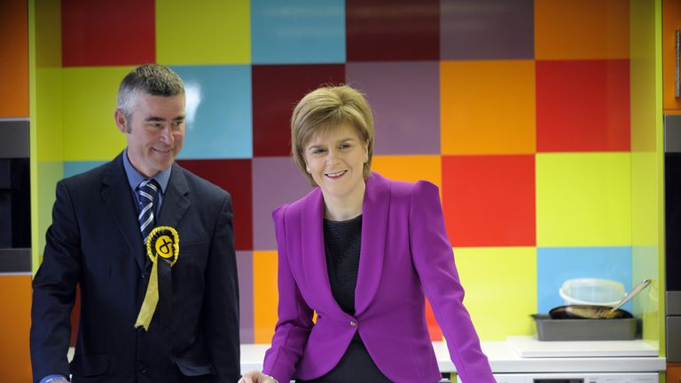 SNP's Alan Brown: ministers don't seem to understand me