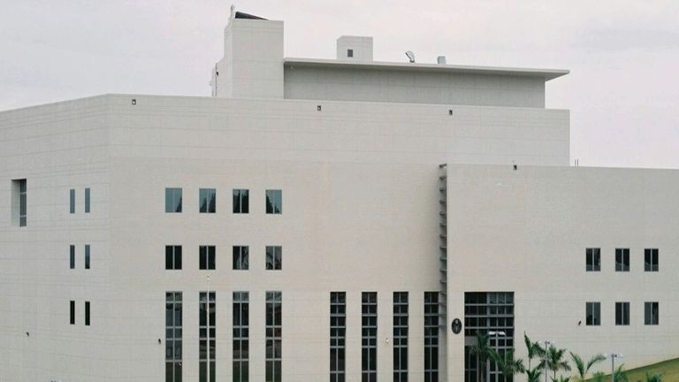 US embassy in Nigeria. Pic: US Department of State,