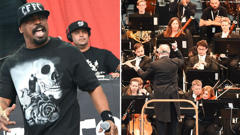 Cypress Hill and the LSO
