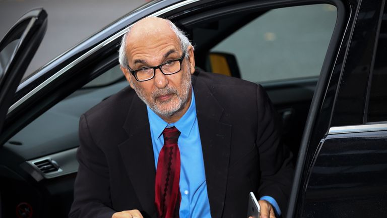 Alan Yentob is a former Kids Company chair of trustees