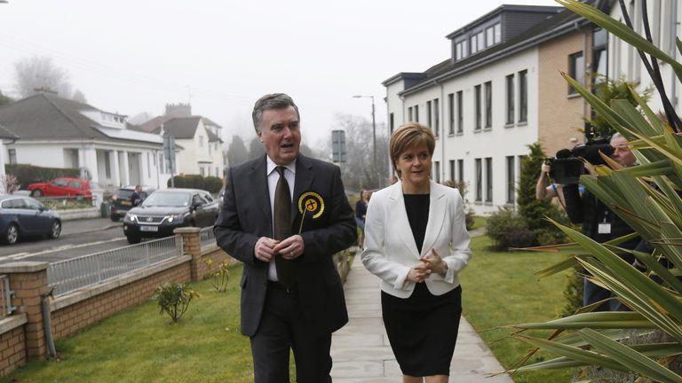 John Nicolson has been an SNP MP since 2015