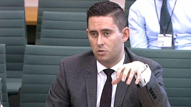 Tom Blenkinsop MP