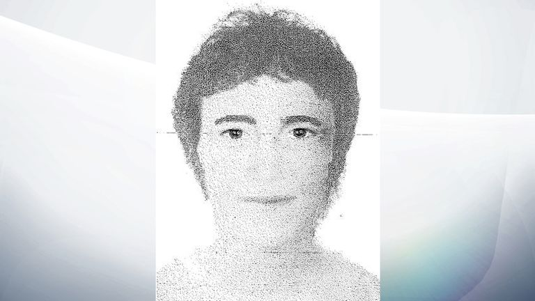 E-fit image issued by the Met Police of one of two men who approached a property on the Rua do Ramalhete, near to the Ocean Club, on 3 May at approximately 1600