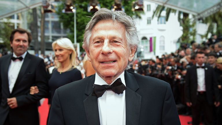 Polanski's Based On A True Story will premiere out of competition at La Croisette