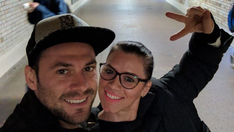 Miss Cristea's boyfriend, Andrei Burnaz, was intending to propose later on the day of the attack