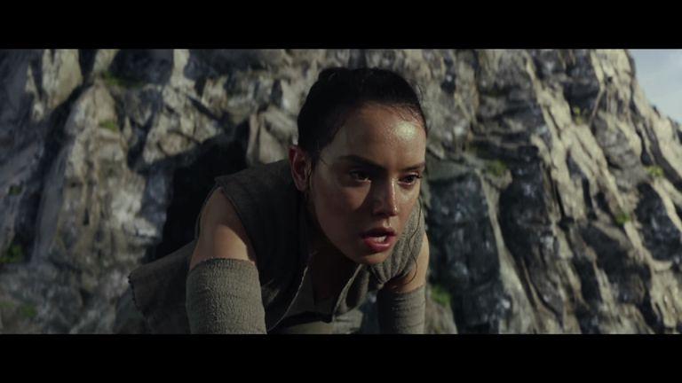 Star Wars: The Last Jedi opens in December. Pic: DISNEY/LUCASFILM Jedi
