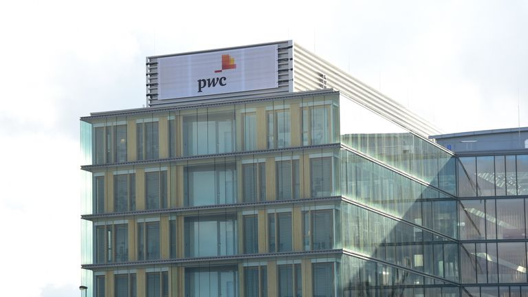 PwC is the world's second-largest professional services firm