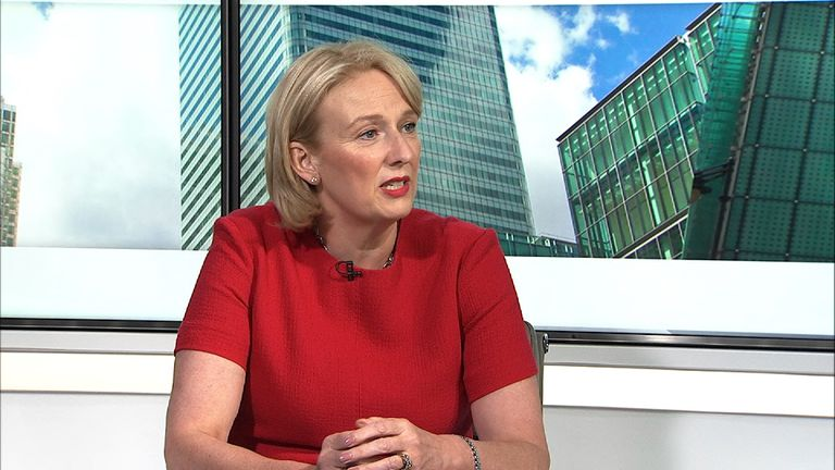Jayne-Anne Gadhia became chief executive of Virgin Money in 2007