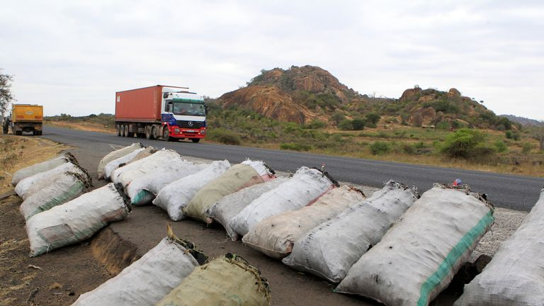 At Least 24 Dead In Bus And Tanker Crash In Kenya World