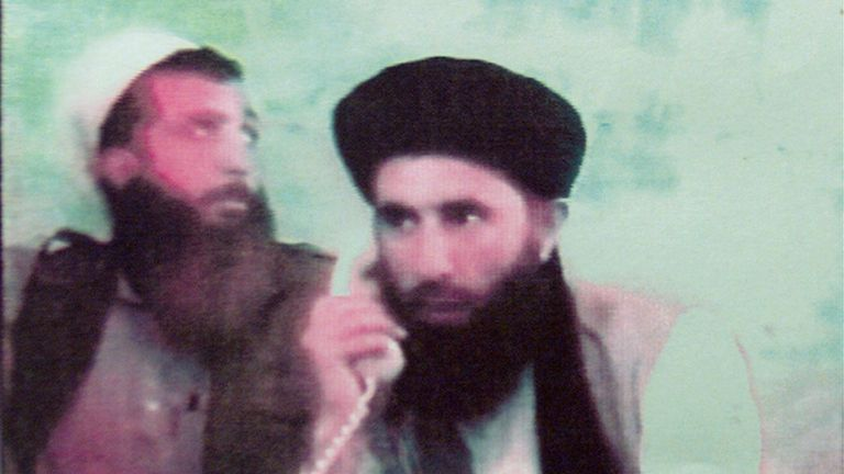 Hekmatyar was designated as a 'global terrorist' by the US