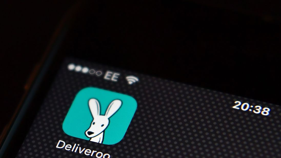 Deliveroo will overhaul the terms of its rider agreements