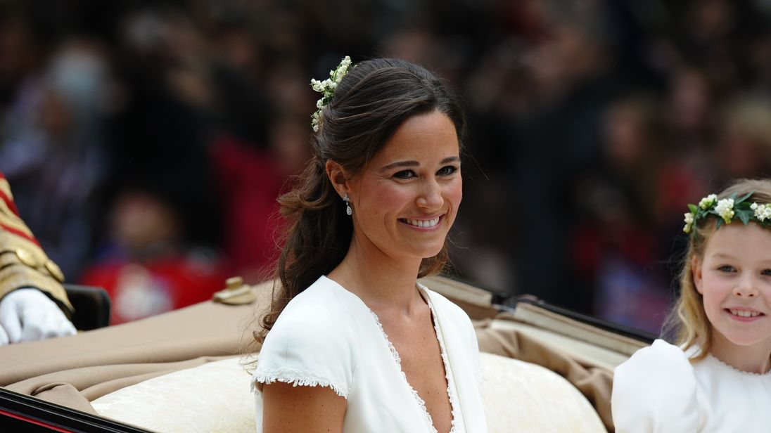 Pippa Middleton gained worldwide attention after she appeared in her sister's wedding