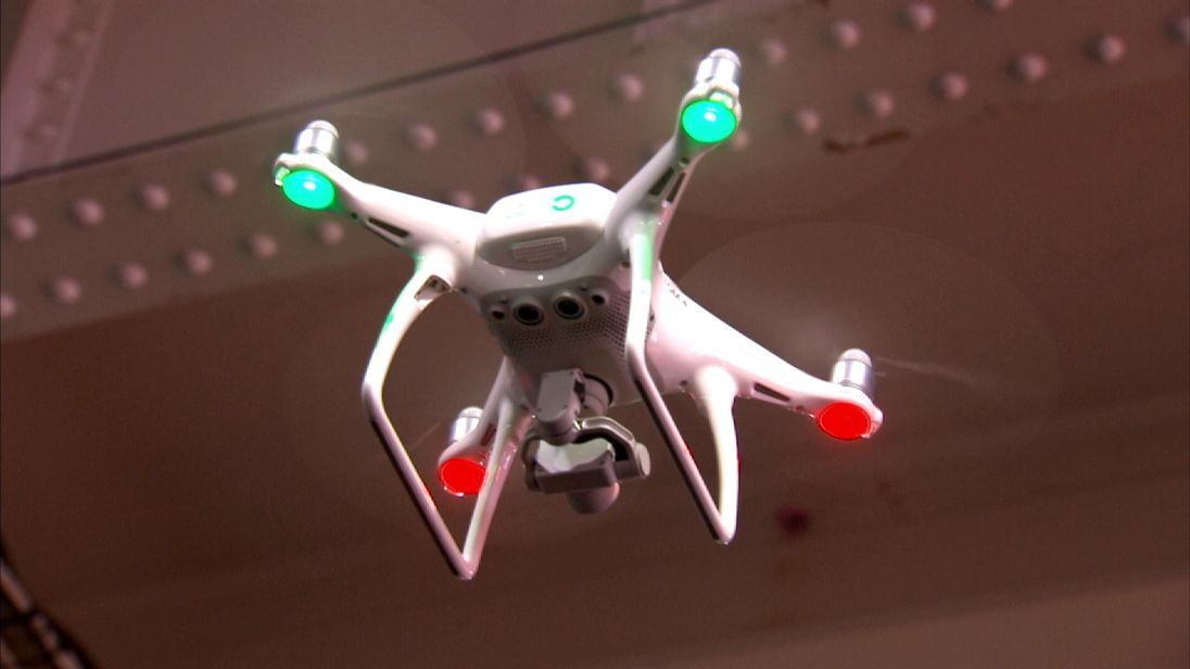 Drone hacking software is among the latest tech measures to thwart terrorism