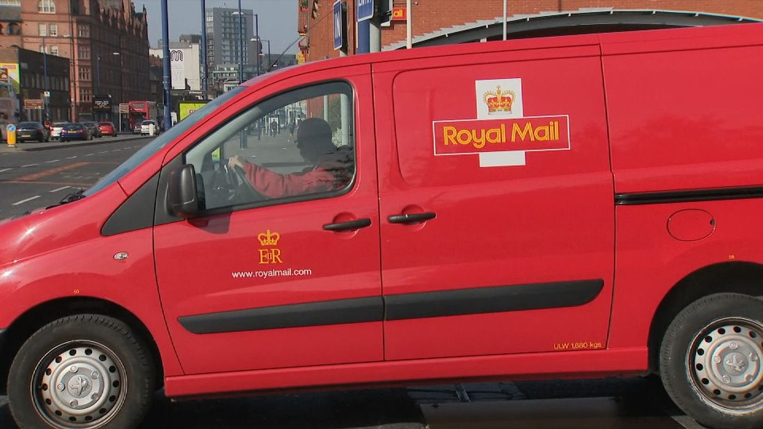 Royal Mail wins court injunction to prevent strike