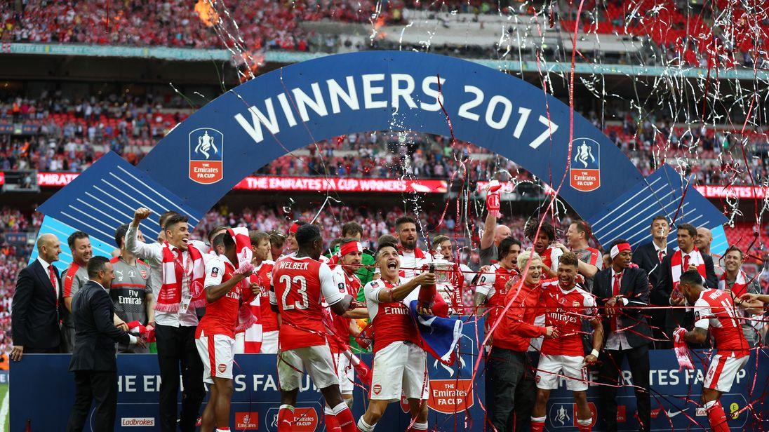 ინგლისის წამყვანი სათასო ჩემპიონატი - FA Cup