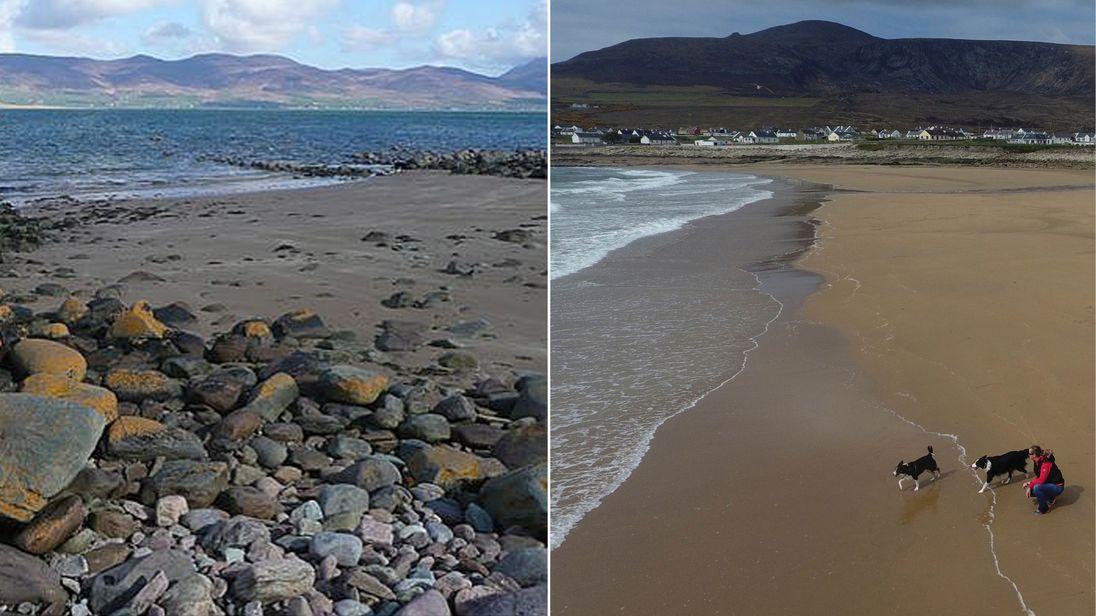 Achill Island Vanished Beach