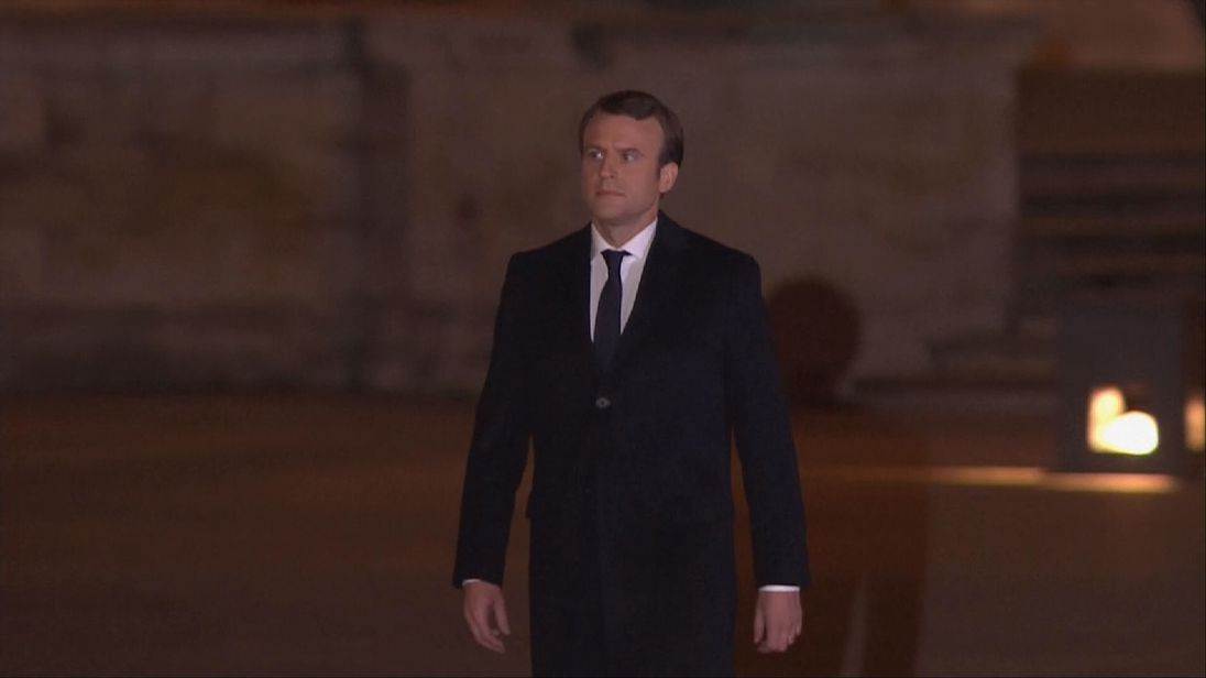 En Marche! Emmanuel Macron's (ridiculously) long walk to power