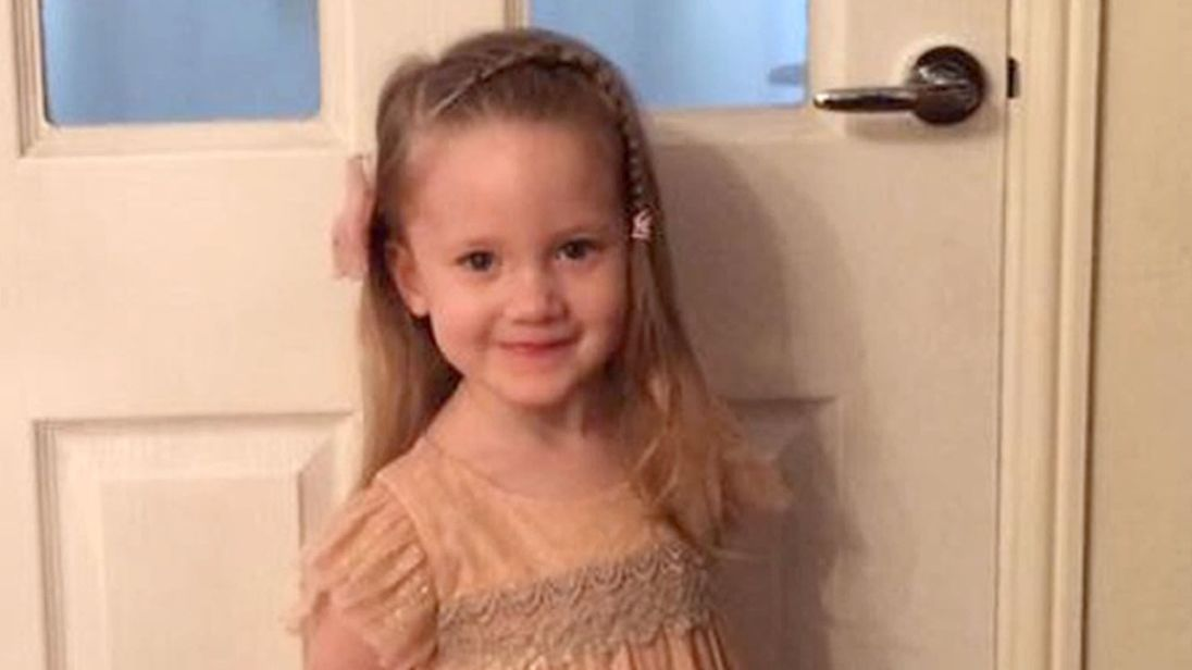 Violet-Grace Youens died from her injuries after the crash in St Helens