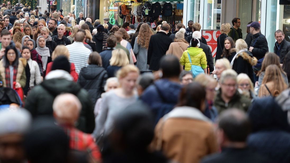 Lack of European Union workers could lead to higher shop prices warns BRC