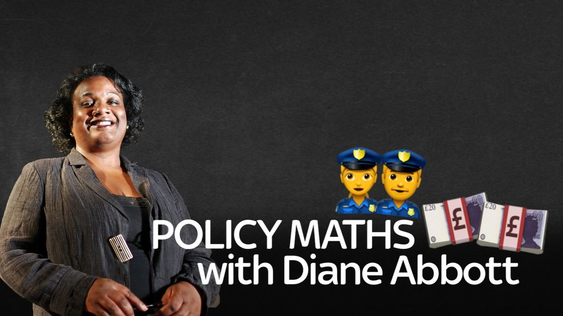 Diane Abbott had a confusing time discussing Labour policy on LBC