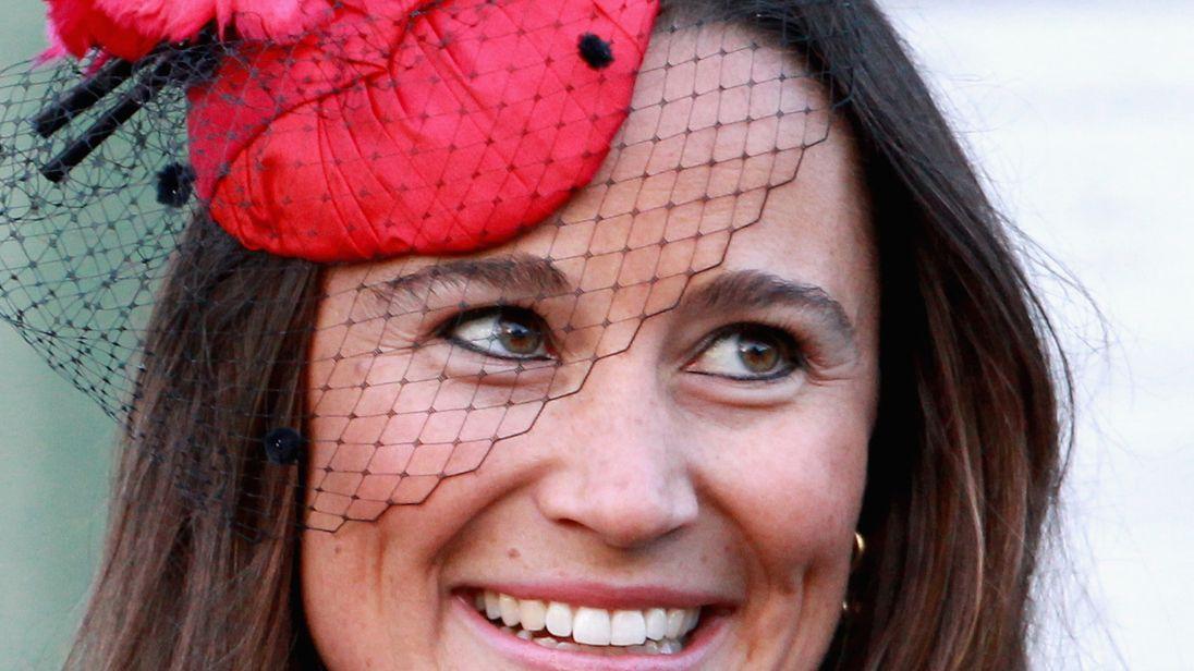 Pippa Middleton will marry James Matthews in Englefield, Berkshire