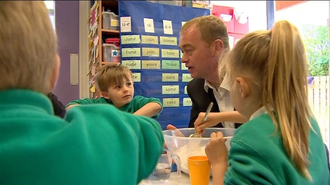 Lib Dems will invest £7 billion more in schools and colleges over the next parliament.